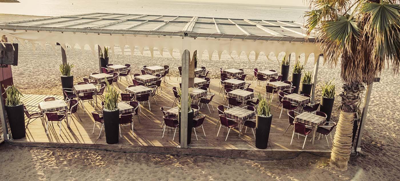 Tables pour Cafés, Hôtel et Restaurants l Ligne Mob